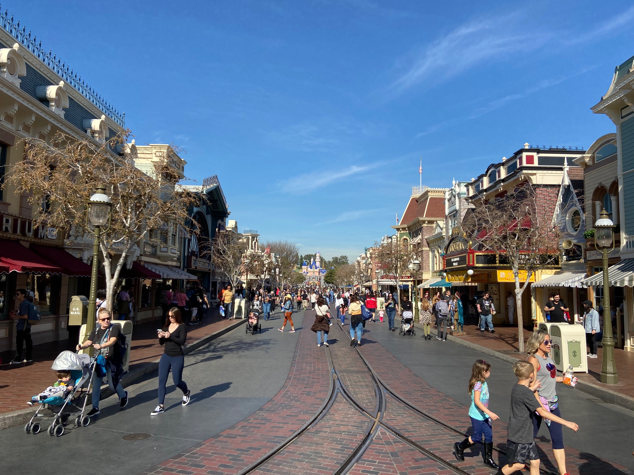 Disneyland workers hit by 11,500 layoffs and 1,800 more furloughs