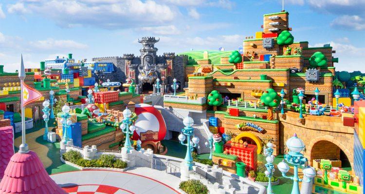 Super Nintendo World (Universal)