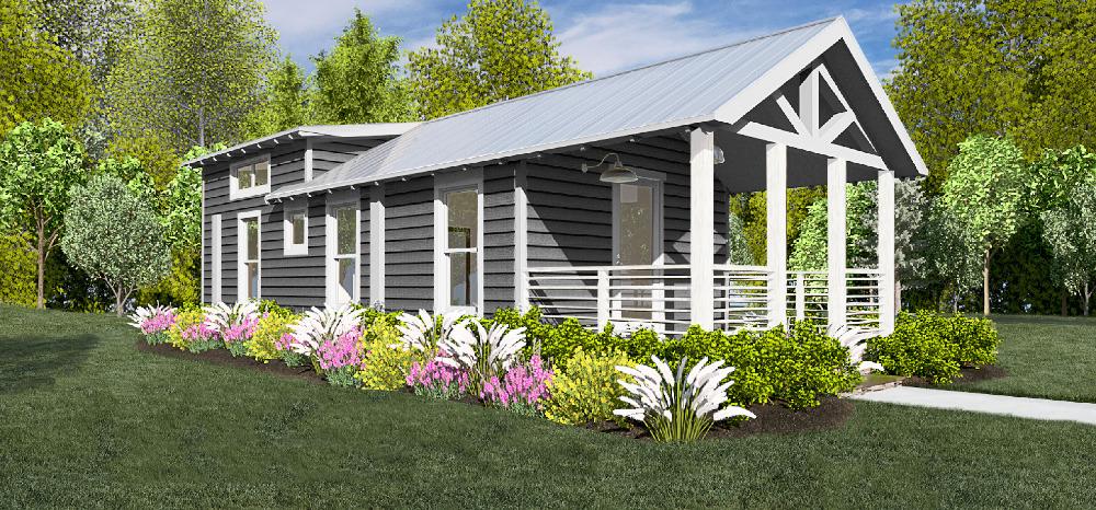 Camp Cedar cottage