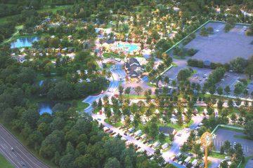 Camp Cedar overview