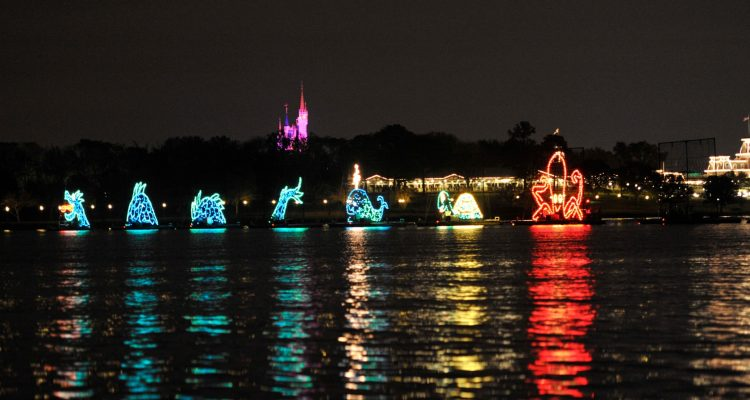 Electrical Water Pageant Disney