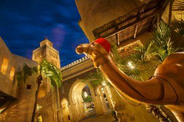 Epcot Morocco pavilion
