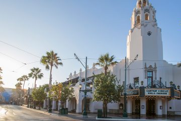 Carthay Circle Disney California Adventure