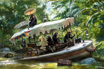 Jungle Cruise update concept art 2
