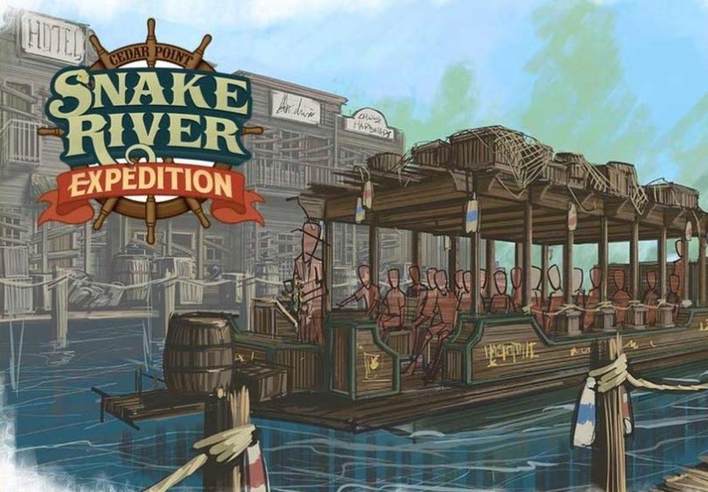 Snake River Expedition Cedar Point
