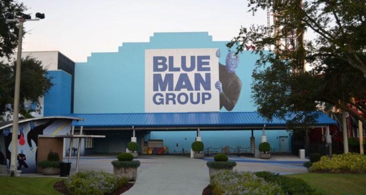 Blue Man Group JK2 Construction