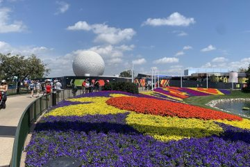 Epcot overview 2021