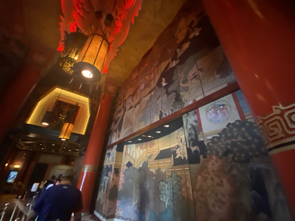 Inside the Chinese Theater